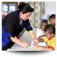การแก้พฤติกรรมรบกวน: ปัญหาในการปฏิบัติตนของเด็กๆ แอลดี 23/07/2009